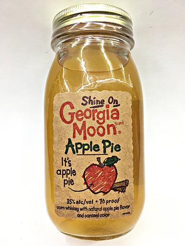 Shine On Georgia Moon Apple Pie Quality Liquor Store