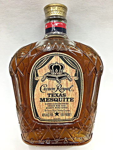 Crown Royal Texas Mesquite Limited Edition Quality