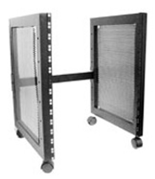 Nady MRK-14 mobile 4 Wheel Studio Rack Cart, capable of holding 14 units, FREE SHIPPING!