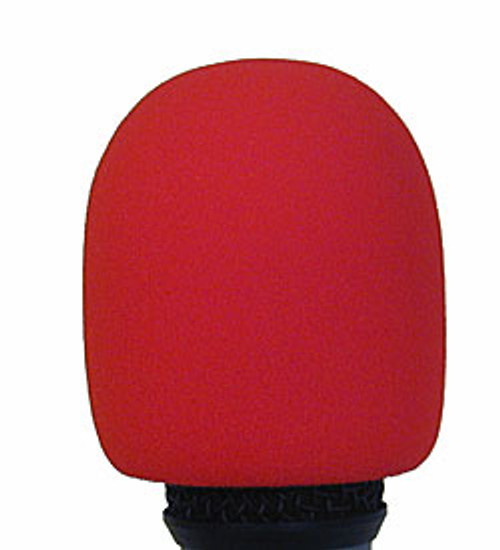 Nady CWS-1 - Foam windscreen for most handheld microphones as well as Nady DM-70/80 Drum Mics