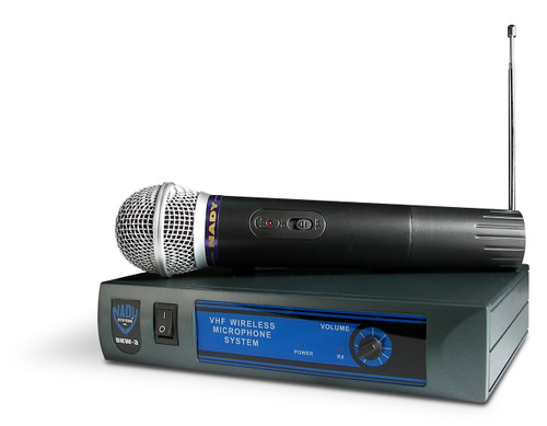 DKW-3 HT Handheld Wireless Microphone System (Refurbished) - FREE SHIPPING