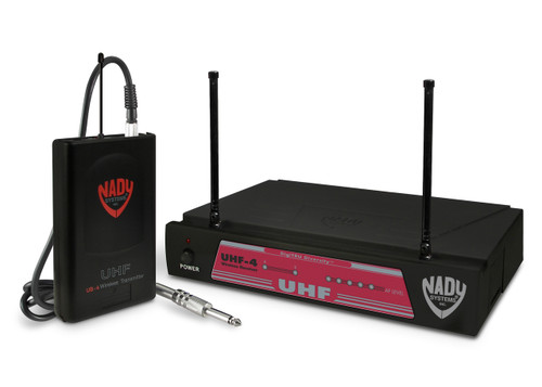 UHF-4 GT Wireless Guitar System (Manufacturer Refurbished) - Free Shipping