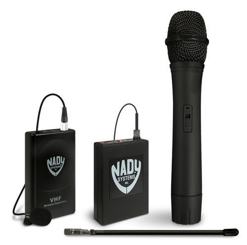 Nady 351VR VHF Wireless Handheld Microphone System