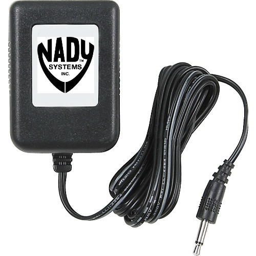 POWER ADAPTER FOR OLDER NADY SYSTEMS  101 VHF 201 VHF Wireless One Wireless 3D Wireless 332 ...and more!