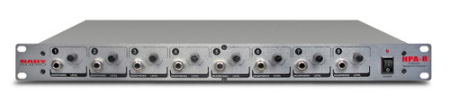 HPA-8 8 Channel Headphone Amplifier (refurbished)