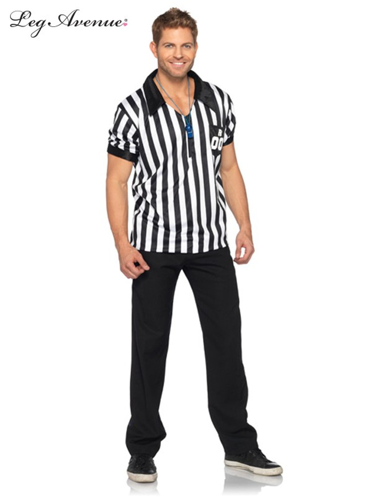 Referee Mens Costume