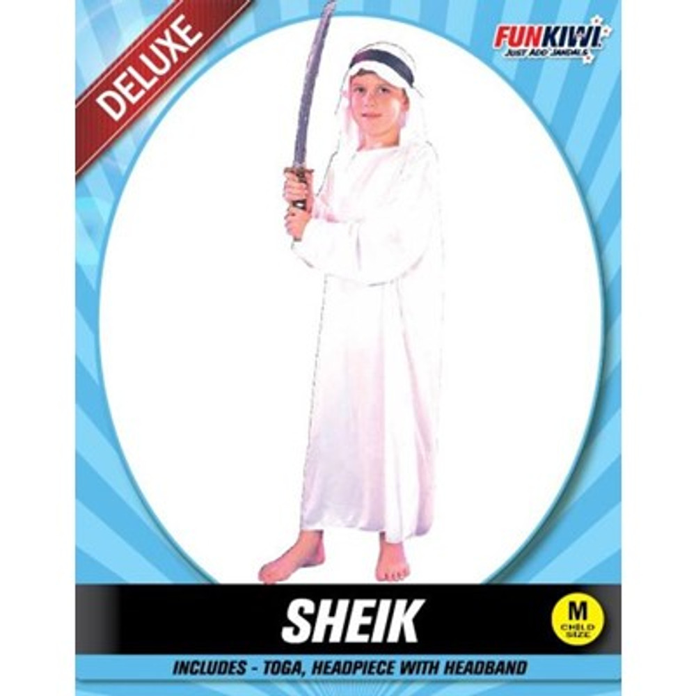 Sheik Kids Costume