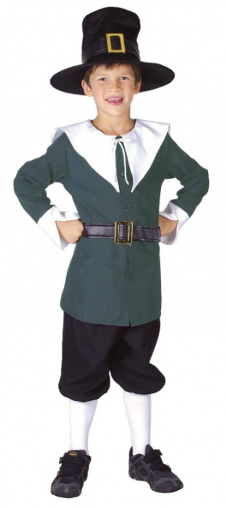 Colonial Boy Kids Costume