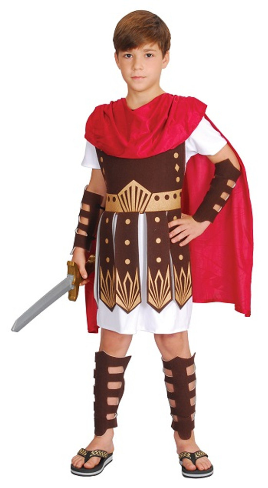 Gladiator Boy Kids Costume