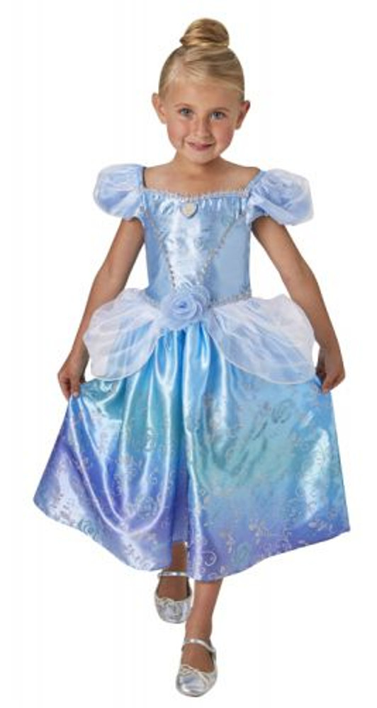 Cinderella Rainbow Girls Costume