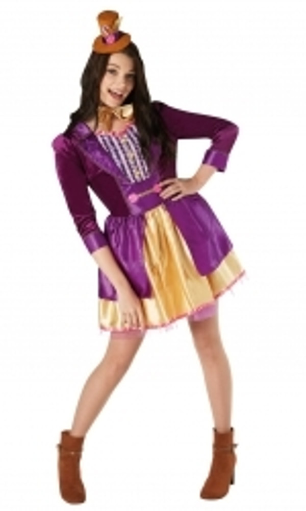 Willy Wonka Womens Costume