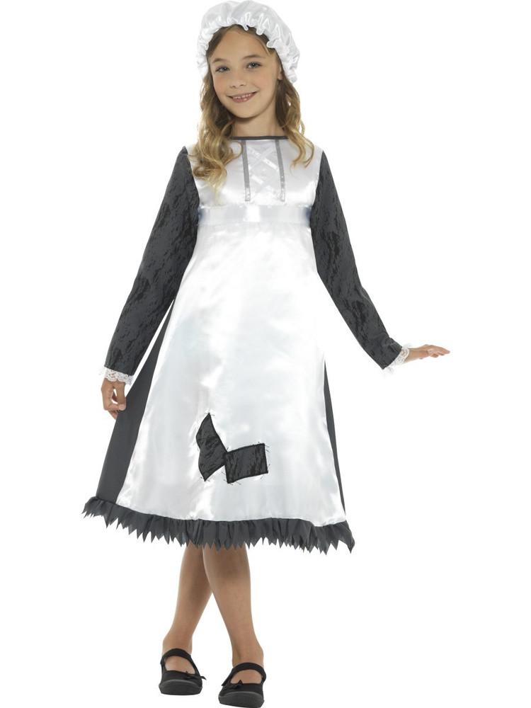 Victorian Maid Girls Costume