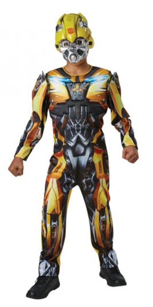 Transformers Bumblebee Deluxe Kids Costume