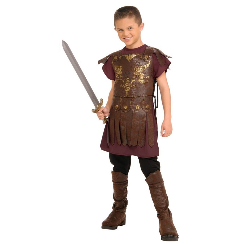 Gladiator Boys Costume