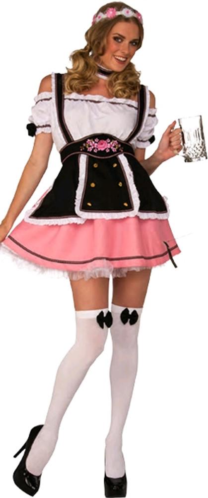 Oktoberfest Fraulein Womens Costume