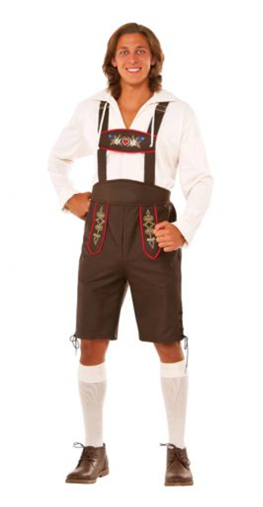 Oktoberfest Beer Man Adult Costume