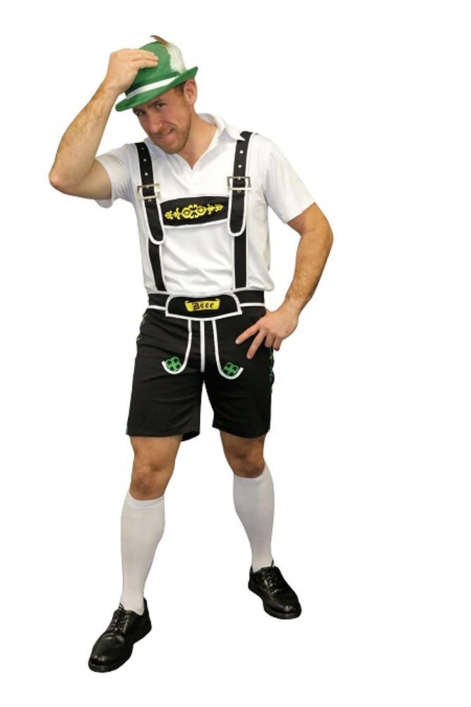 Oktoberfest Beer Man Costume