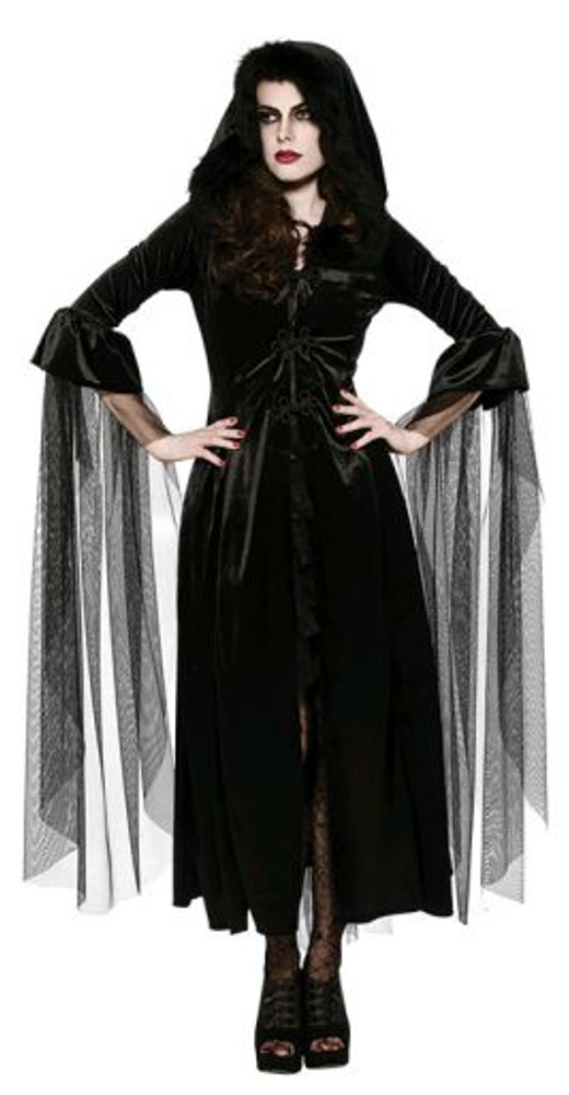 Mistress of Midnight Womens Costume