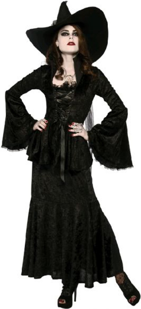 Crushed Velvet Soul Top Womens Costume