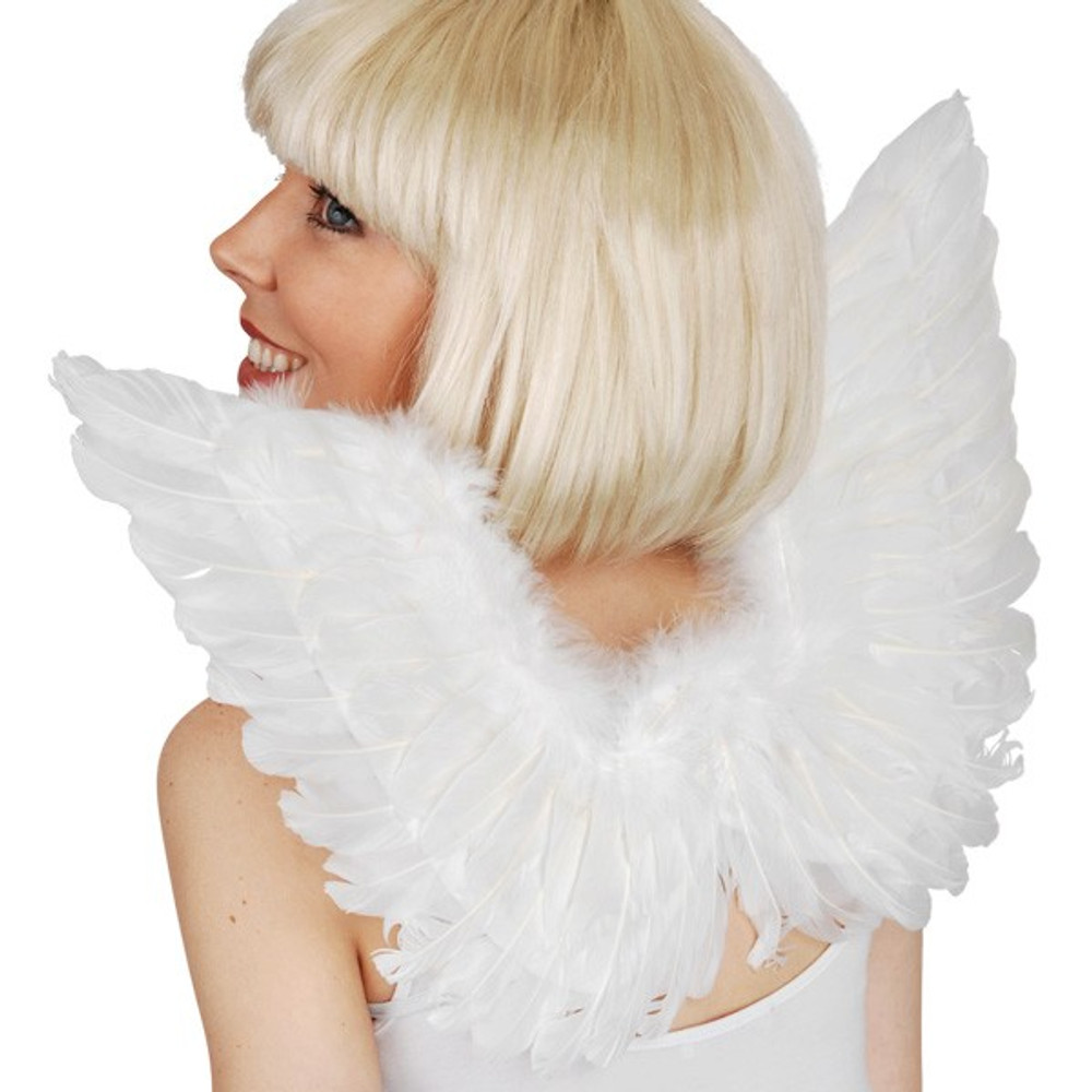Angel & Fairy Wings Small White
