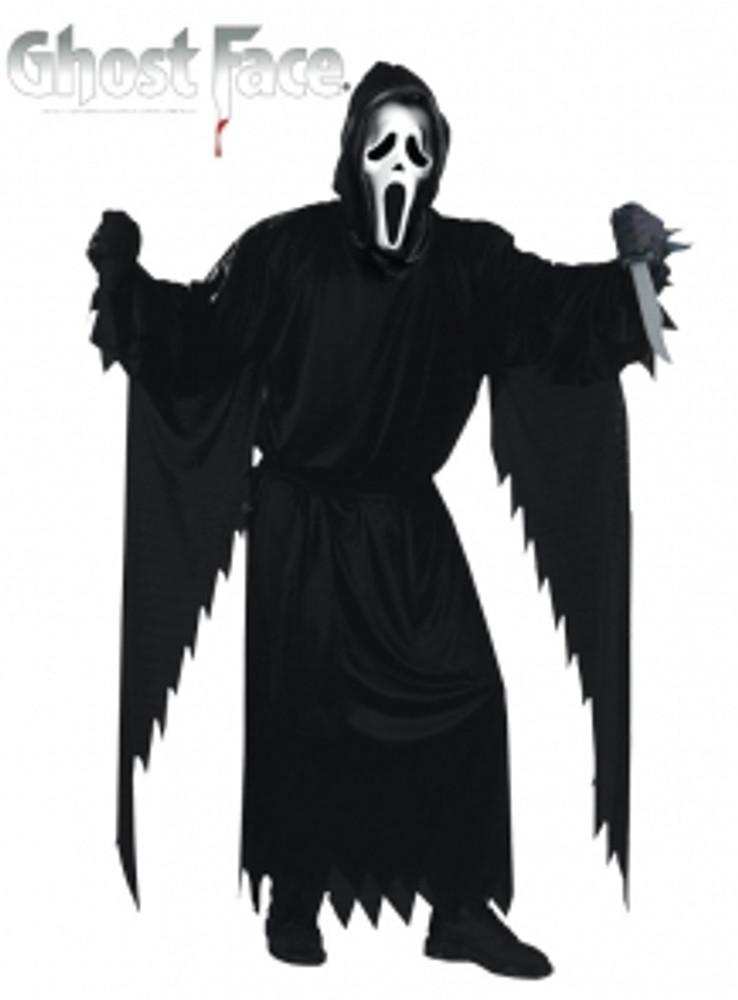 Scream Ghost Face Costume - Adult