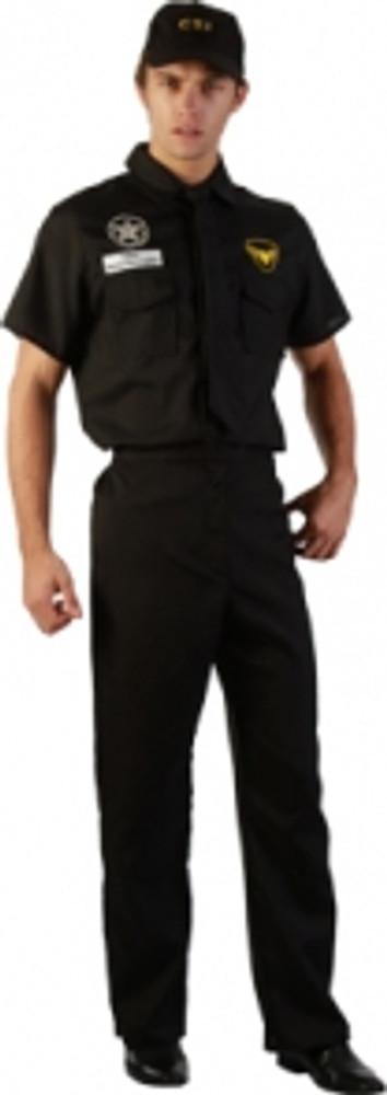 CSI Cop - Adult - Large