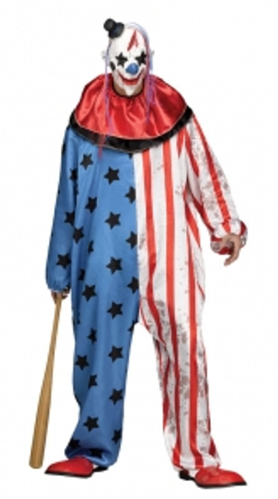 Deluxe Evil Clown - Adult