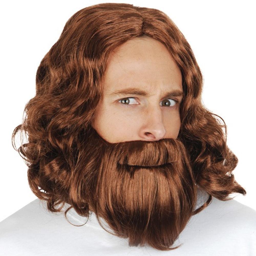 Jesus Wig & Beard
