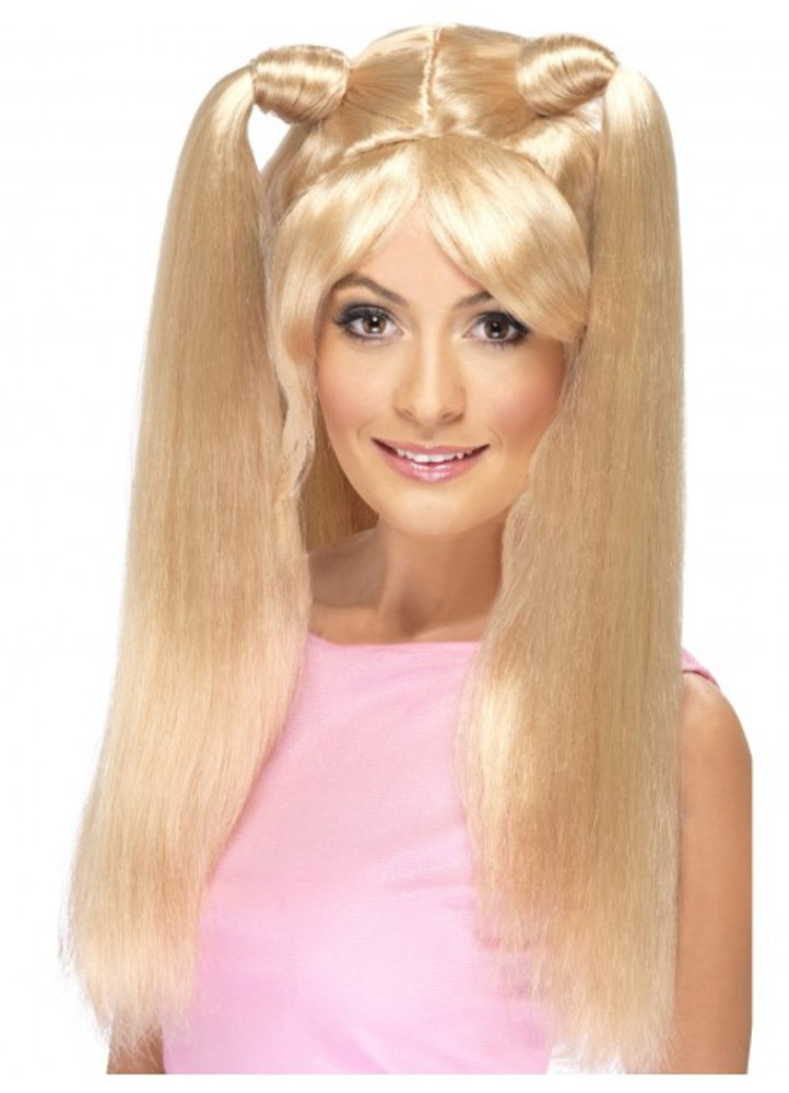 Baby Spice Power Wig