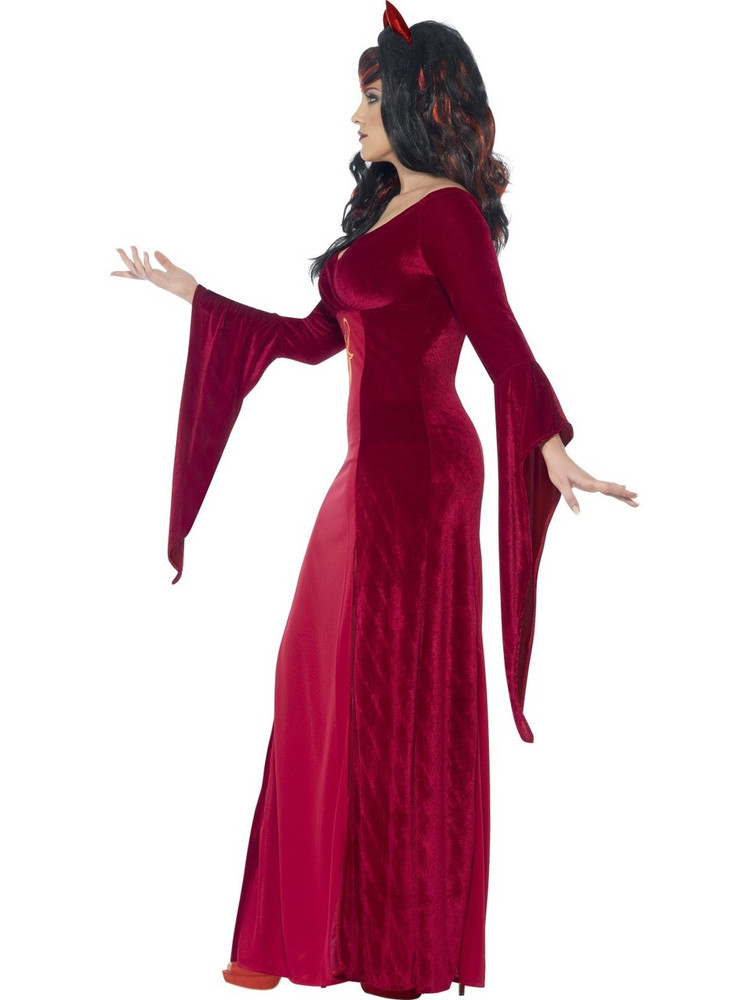 Devil Plus Womens Costume