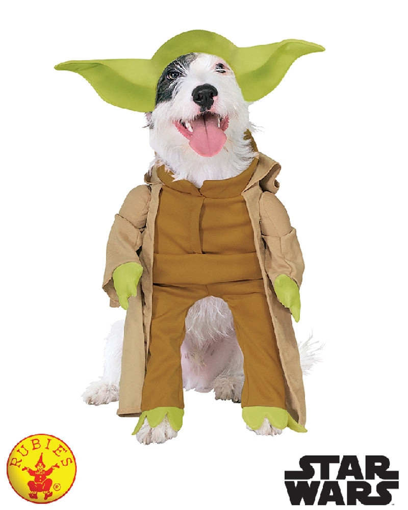 Star Wars - Yoda Dog Pet Costume