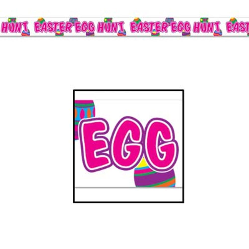 Easter Egg Hunt Decorative Tape