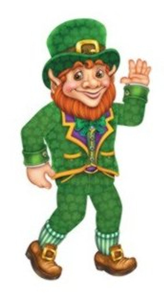 Leprechaun Jointed Cut Out
