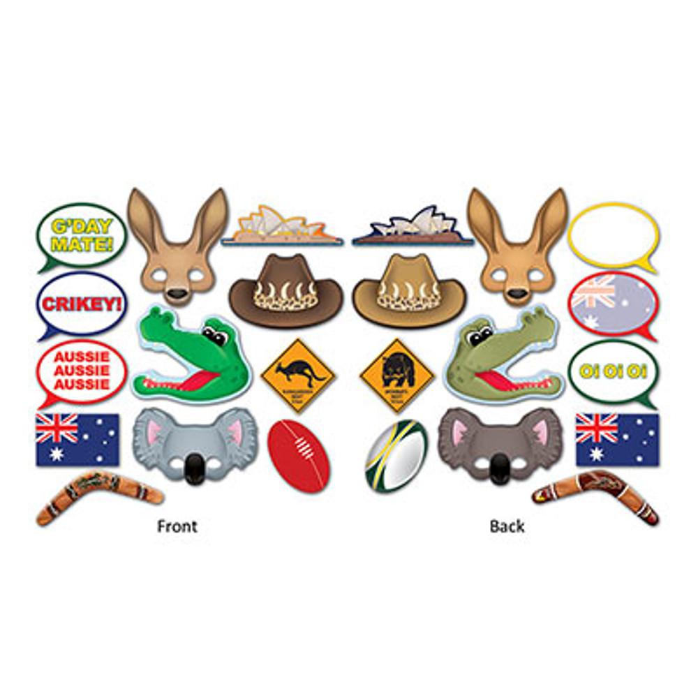 Australian Photo Fun Signs