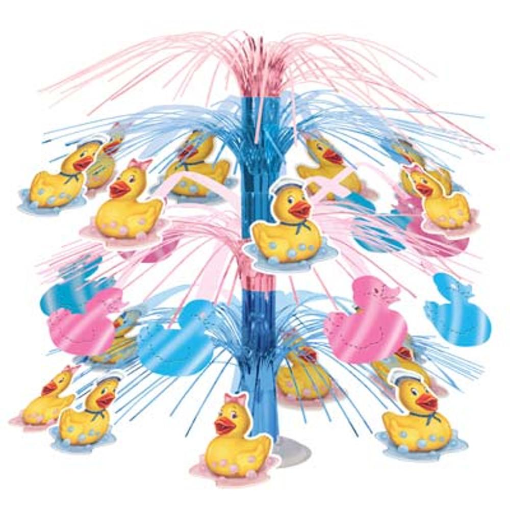 Baby Shower Duckie Cascade Centrepiece