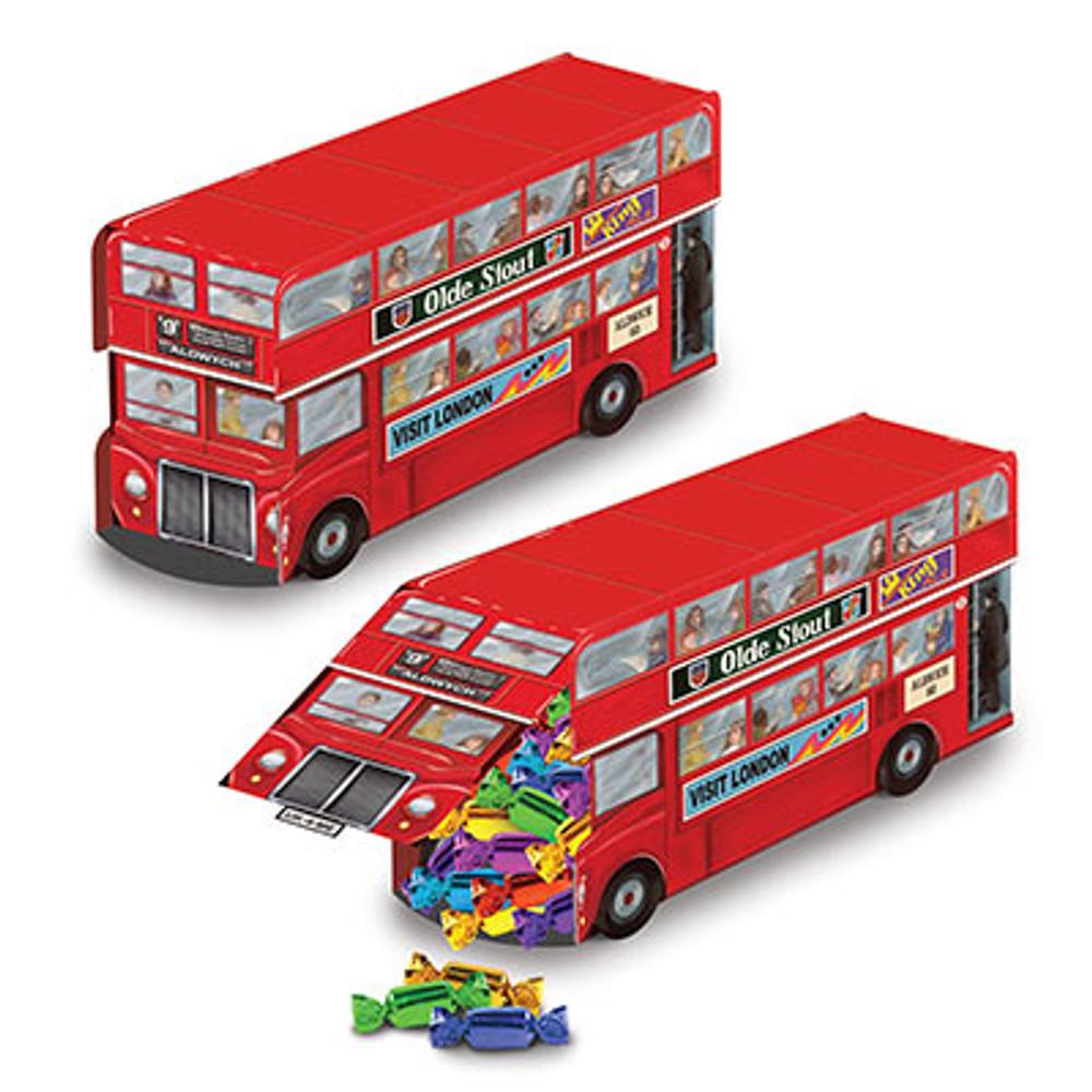 British Double Decker Bus Centrepiece