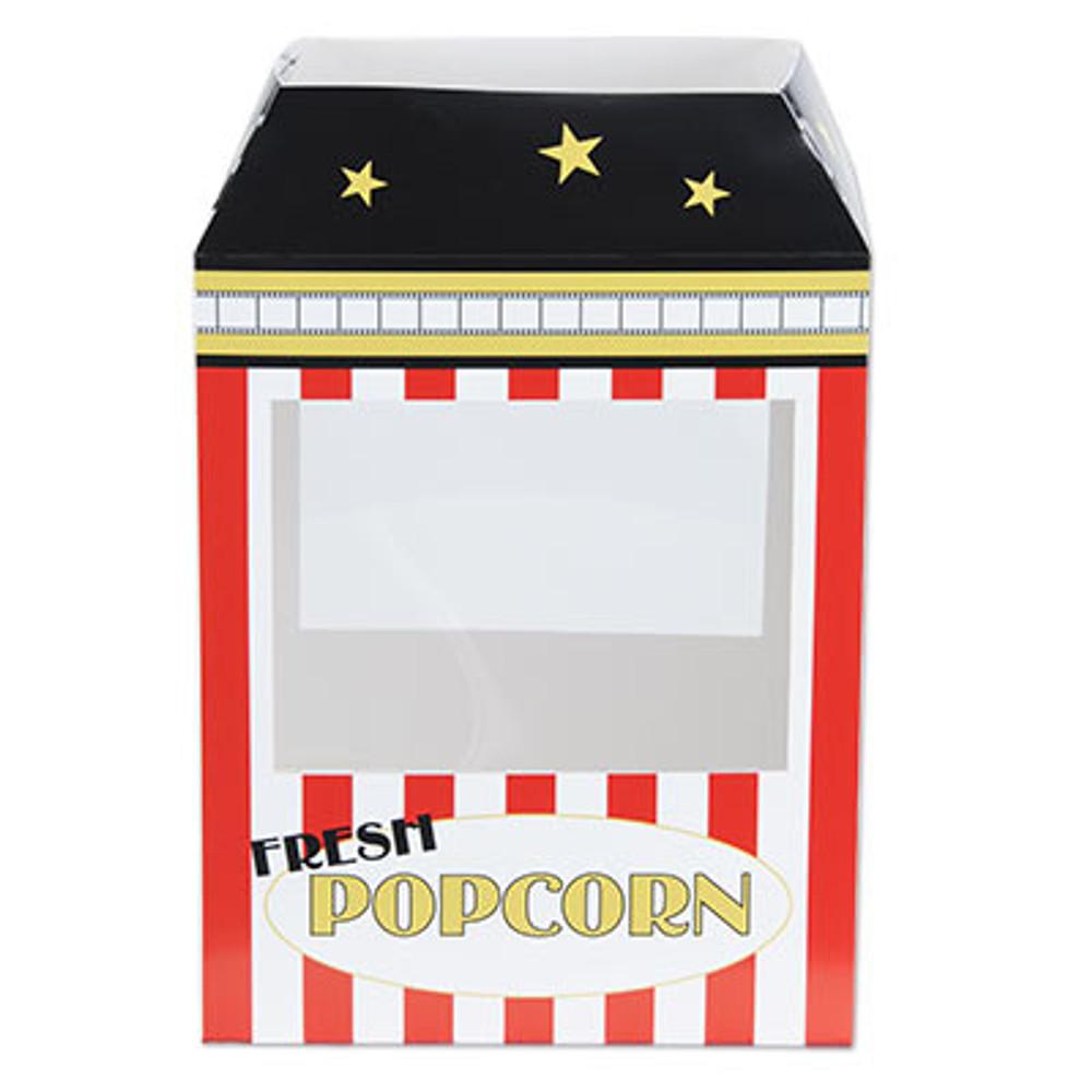 Circus Popcorn Centrepiece
