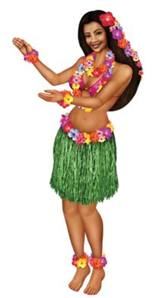 Hula Girl Jointed