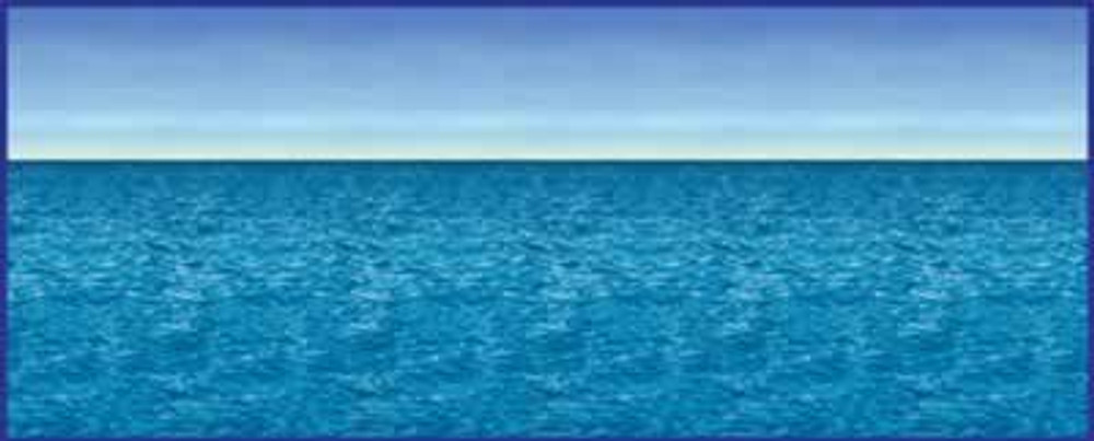 Cruise Ocean & Sky Instant Backdrop
