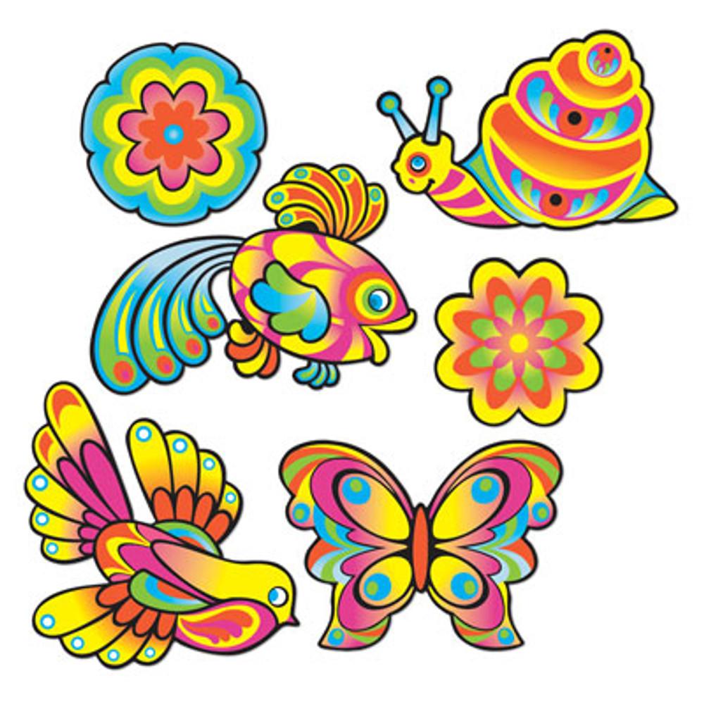 Hippie Physcadelic Spring