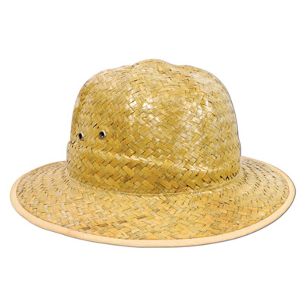 Hat Safari Straw