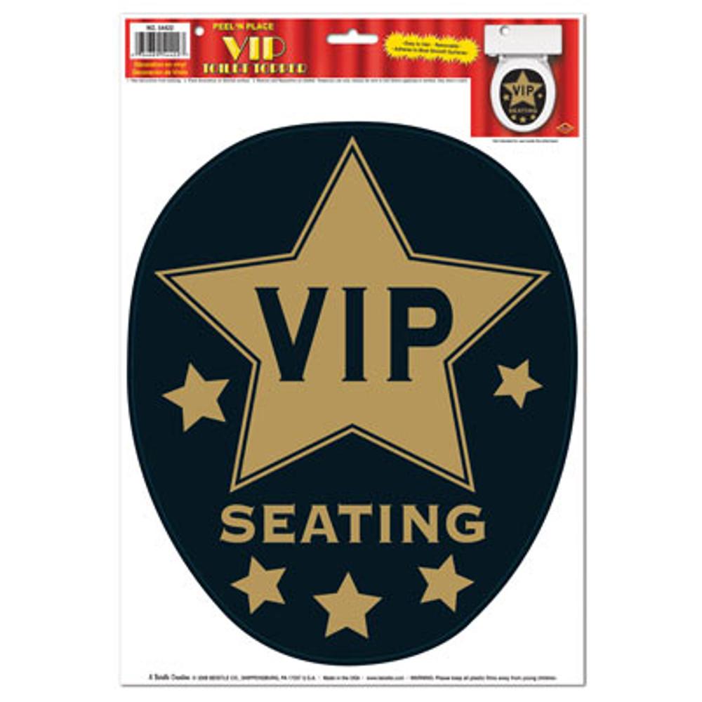 Movie VIP Toilet Topper