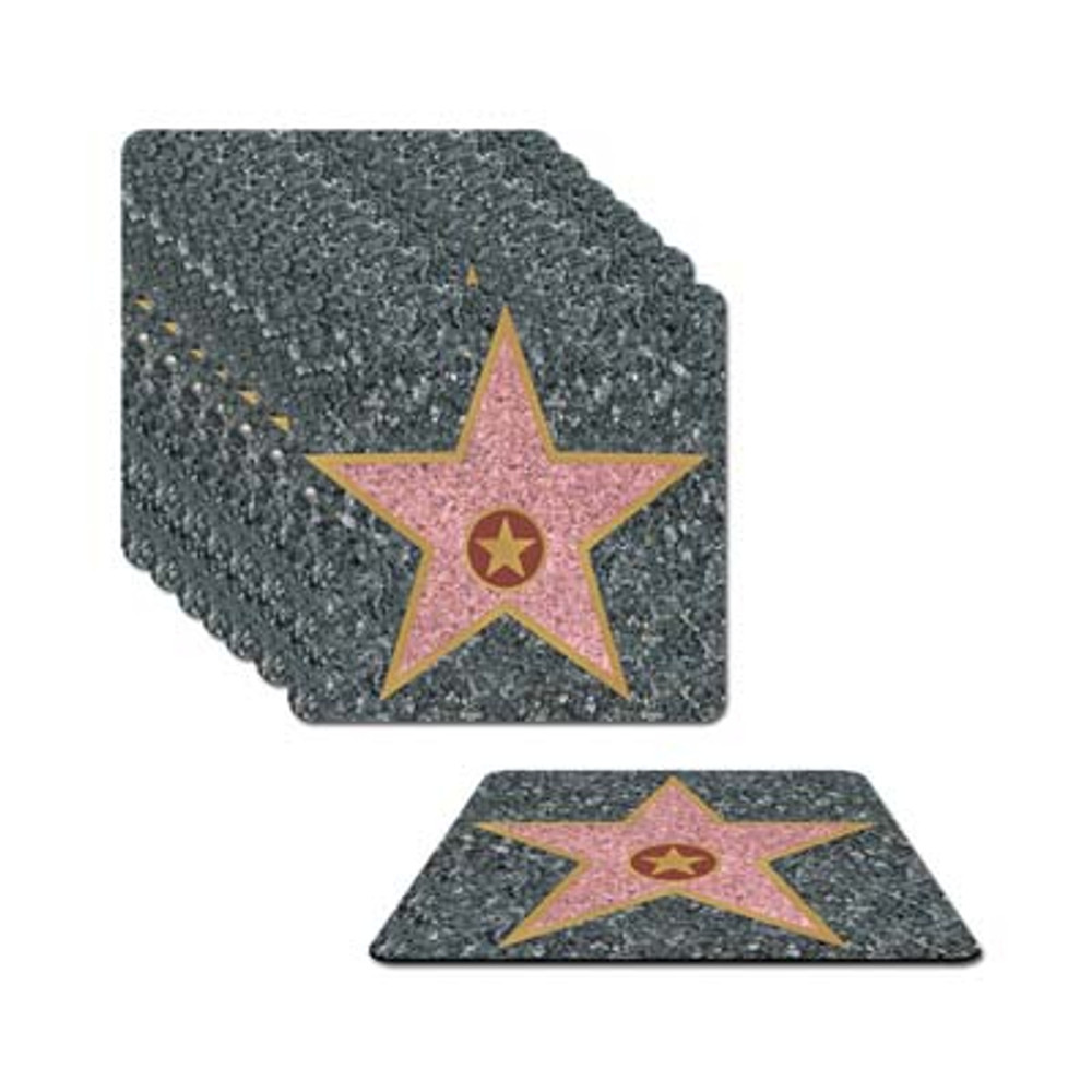 Movie Star Drink Coasters