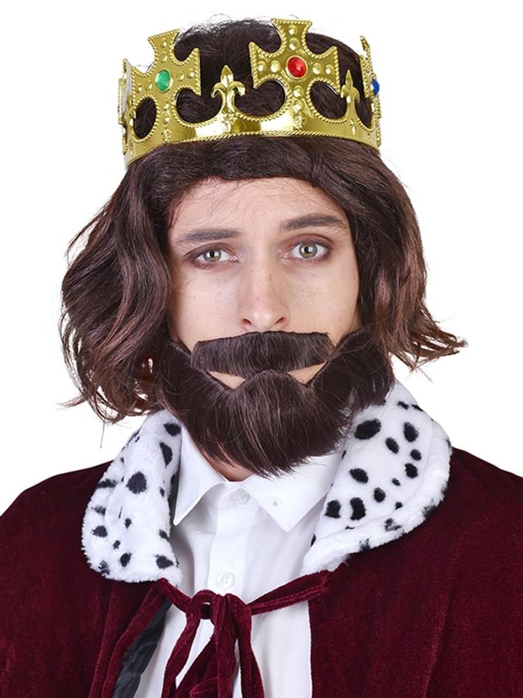 King Richard Wig Set