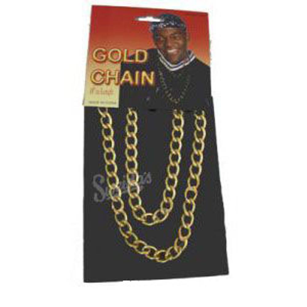 Pimp Chain Gold