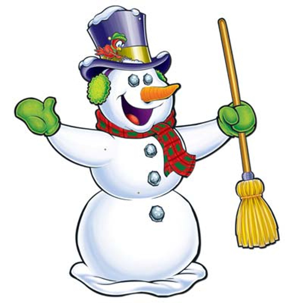 Snowman Jointed