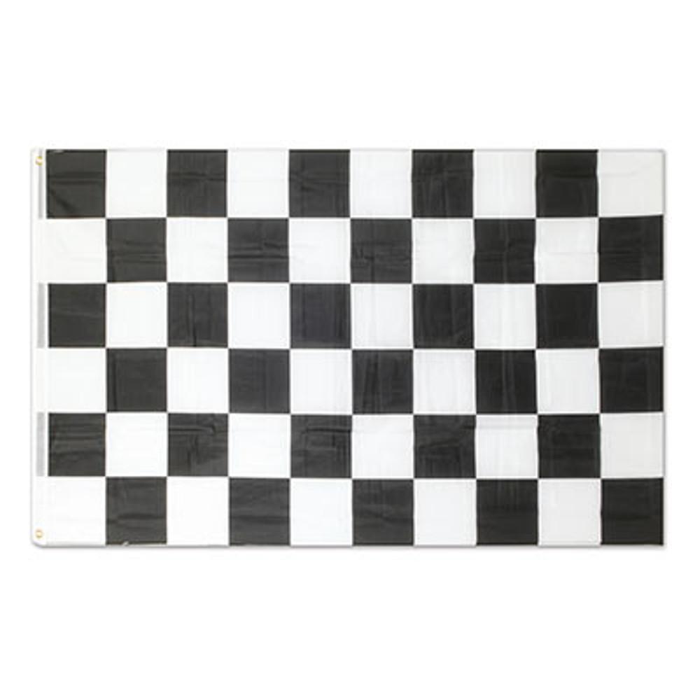 Checkered Flag Fabric