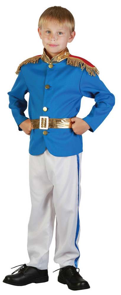 Prince Childs Costume