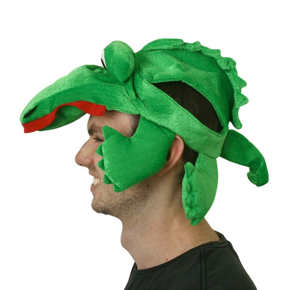 Crocodile Hat