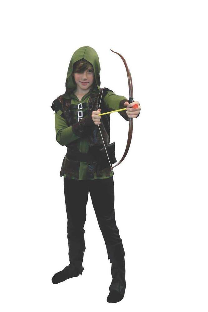 Hunter Boy Tween Costume